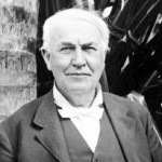 Thomas Alva Edison lit up the night on New Year's Even 1879 but two Canadians had the bright idea working first.
